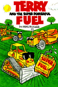 Terry and the Super Powerful Fuel