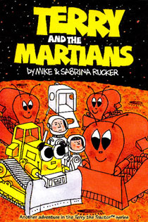 Terry and the Martians